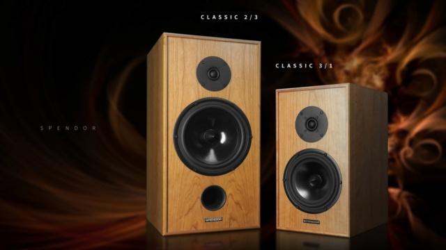 Spendor Classic 2/3 Bookshelf Speaker Made In UK Es_spe11