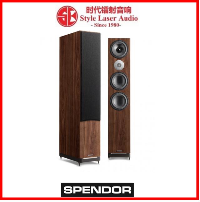 Spendor D9.2 Floorstanding Speaker Made In UK Es_spe11