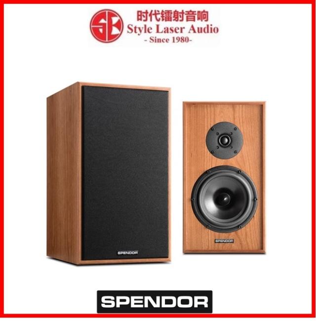 Spendor Classic 3/1 Bookshelf Speaker Made In UK Es_spe13