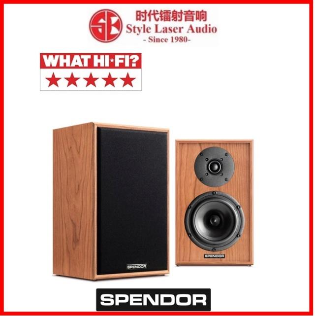 Spendor Classic 4/5 Bookshelf Speaker Made In UK Es_spe16