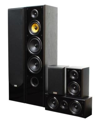Taga Harmony TAV-606 V.3 5.0 Speaker Package Es_tag15
