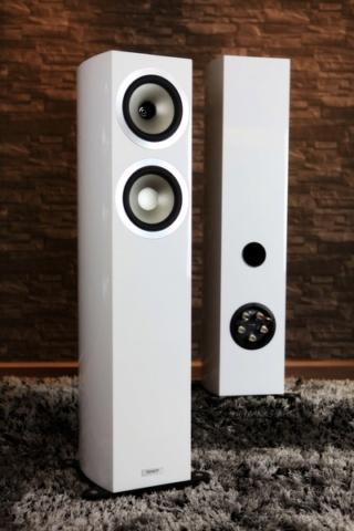 Tannoy Precision 6.2 Floorstanding Speaker Es_tan28