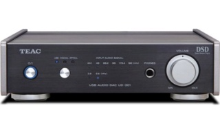 TEAC UD-301 D/A Converter with USB Streaming Es_tea12