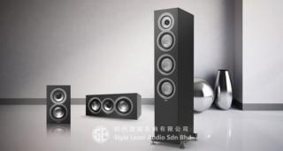 Elac UNI-FI CC U5 Slim Center Speaker Es_ub510