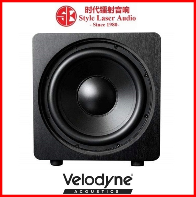 "Velodyne DB15 15"" Sealed Box Powered Subwoofer Es_vel13"