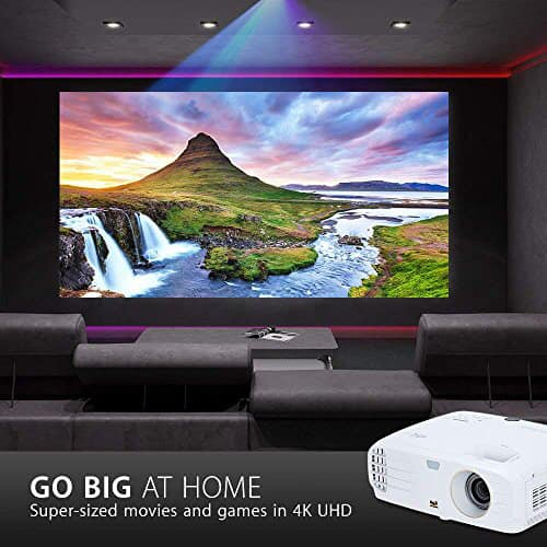 ViewSonic PX727 4K Ultra HD Home Projector Es_vie10