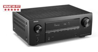 Denon AVR-X2700H 7.2Ch 8K Atmos Network AV Receiver (Opened Box New) Es_w110