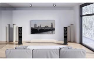 Wharfedale Diamond 12.4 Floorstanding Speaker Es_wha84