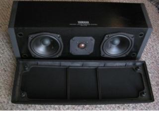 Yamaha NS-C110 Center Speaker Es_yam28