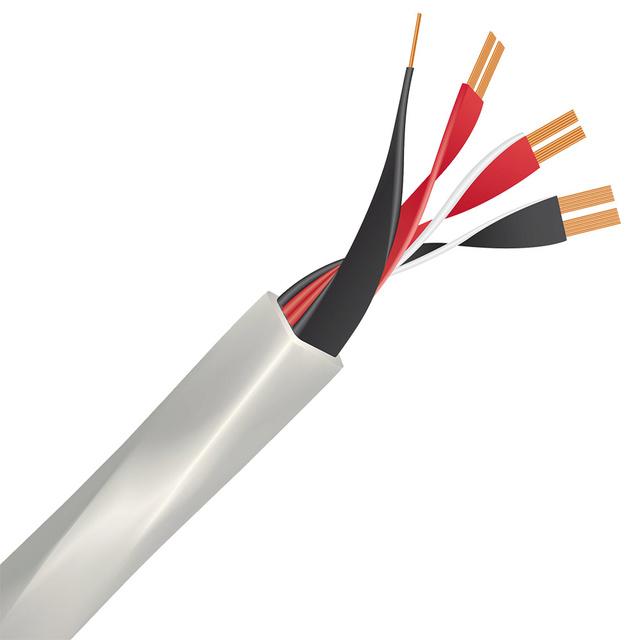 Wireworld Luna 7 Bi-Wire Speaker Cable (per meter) Luna7_12
