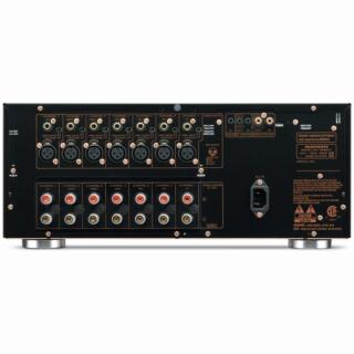 Marantz AV7706 Surround Pre-Amplifier & Marantz MM8077 Power Amplifier Mm807712