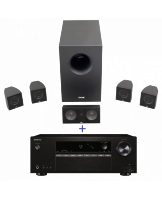 Onkyo TX-SR252 5.1Ch Home Theatre System Thumb_19