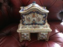 Large French Faience dressing table ? with an initialled DM any ideas? Img_4510