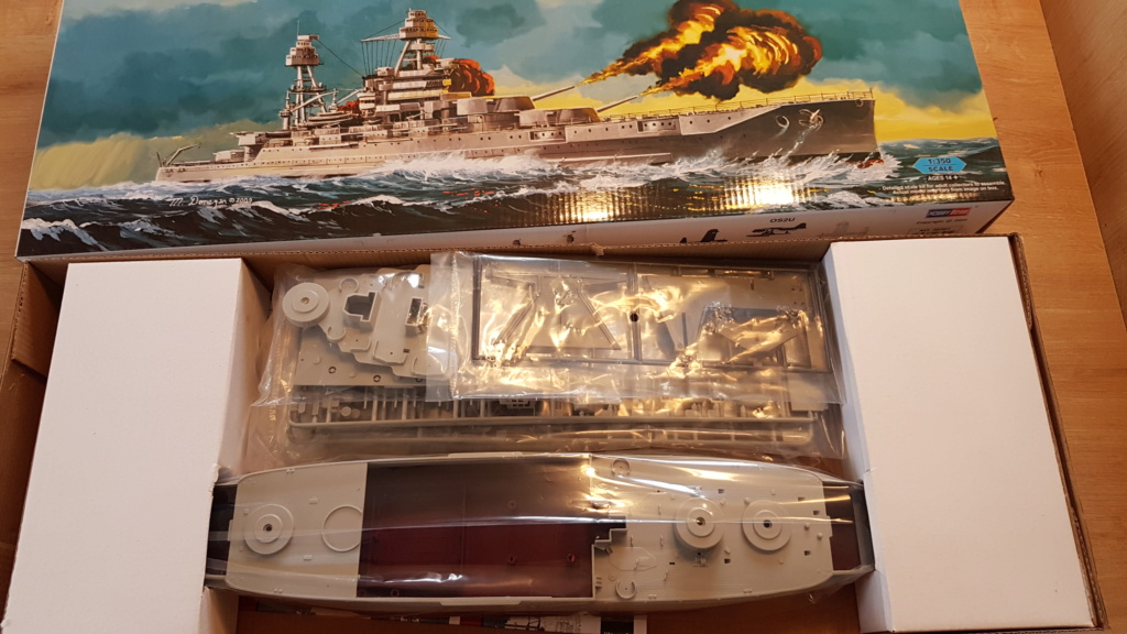 USS Arizona BB39 (cuirassé classe Pennsylvania) 1/350 20180410