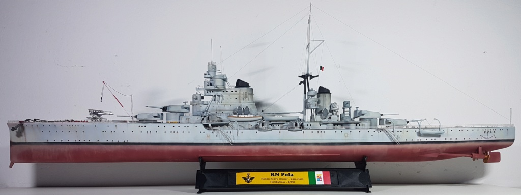 RN Pola (croiseur lourd italien classe Zara) 1/350 20180610