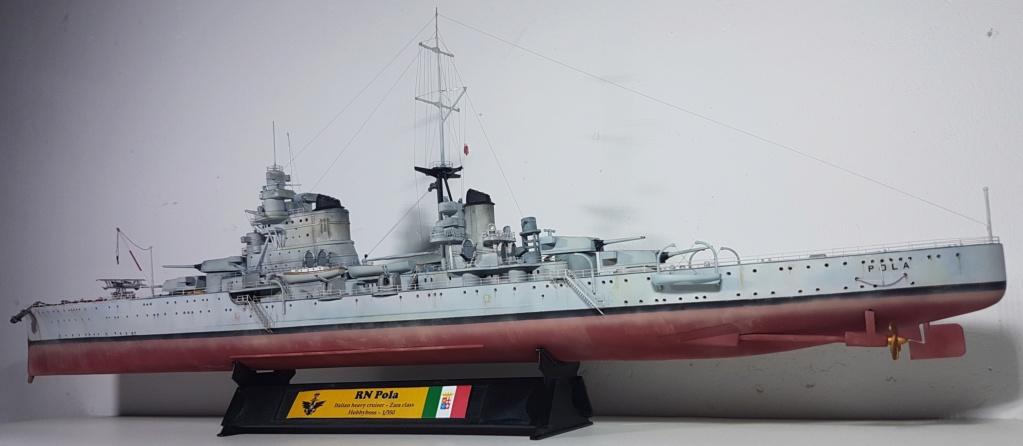 RN Pola (croiseur lourd italien classe Zara) 1/350 20180611