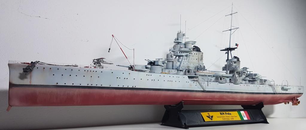 RN Pola (croiseur lourd italien classe Zara) 1/350 20180612