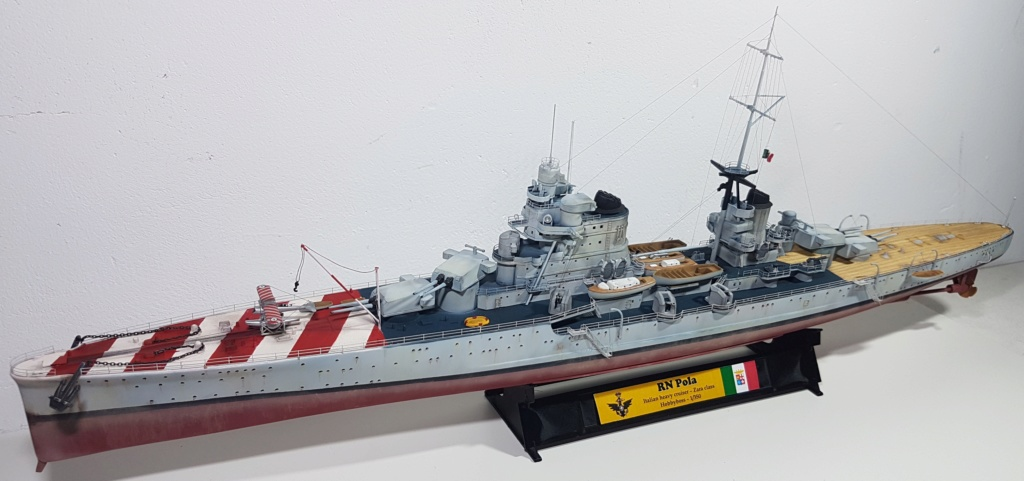 RN Pola (croiseur lourd italien classe Zara) 1/350 20180615
