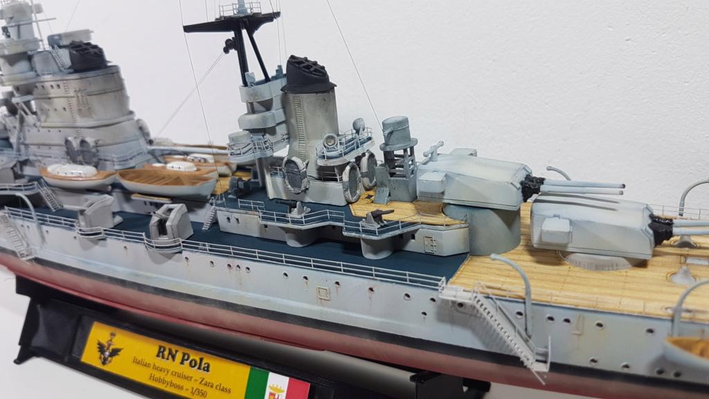 RN Pola (croiseur lourd italien classe Zara) 1/350 20180617