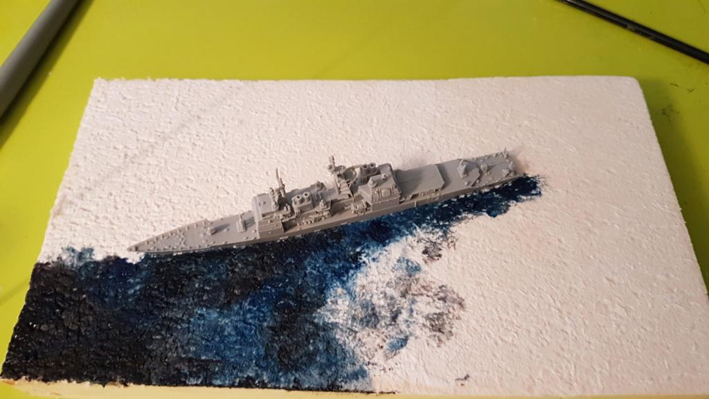 USS Vincennes CG 49 (croiseur classe Ticonderoga) 1/1250 20181120