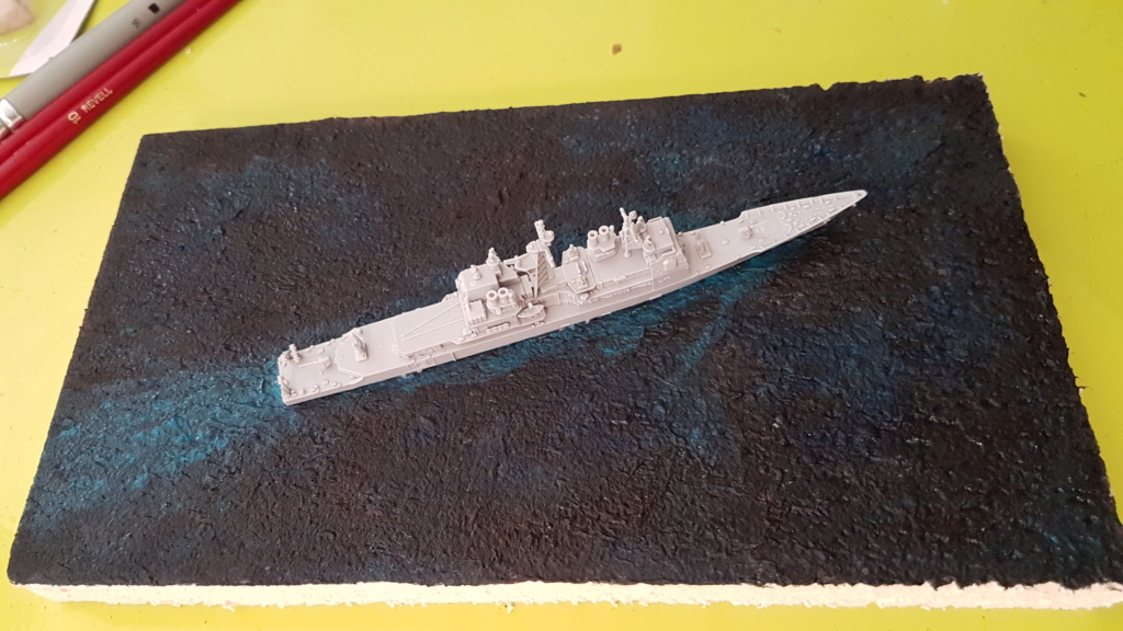 USS Vincennes CG 49 (croiseur classe Ticonderoga) 1/1250 20181121