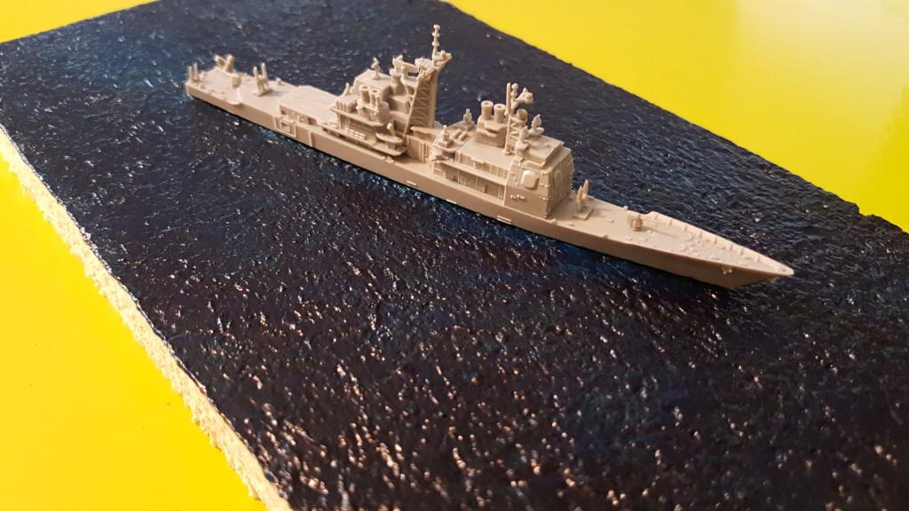 USS Vincennes CG 49 (croiseur classe Ticonderoga) 1/1250 20181124