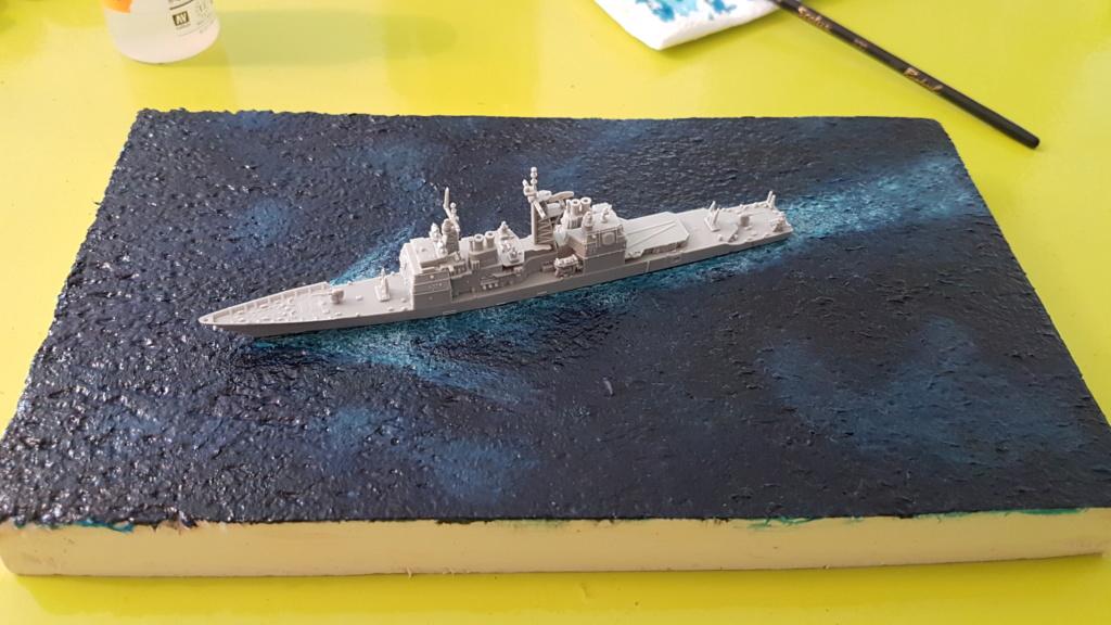 USS Vincennes CG 49 (croiseur classe Ticonderoga) 1/1250 20181125