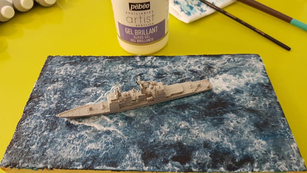 USS Vincennes CG 49 (croiseur classe Ticonderoga) 1/1250 20181126
