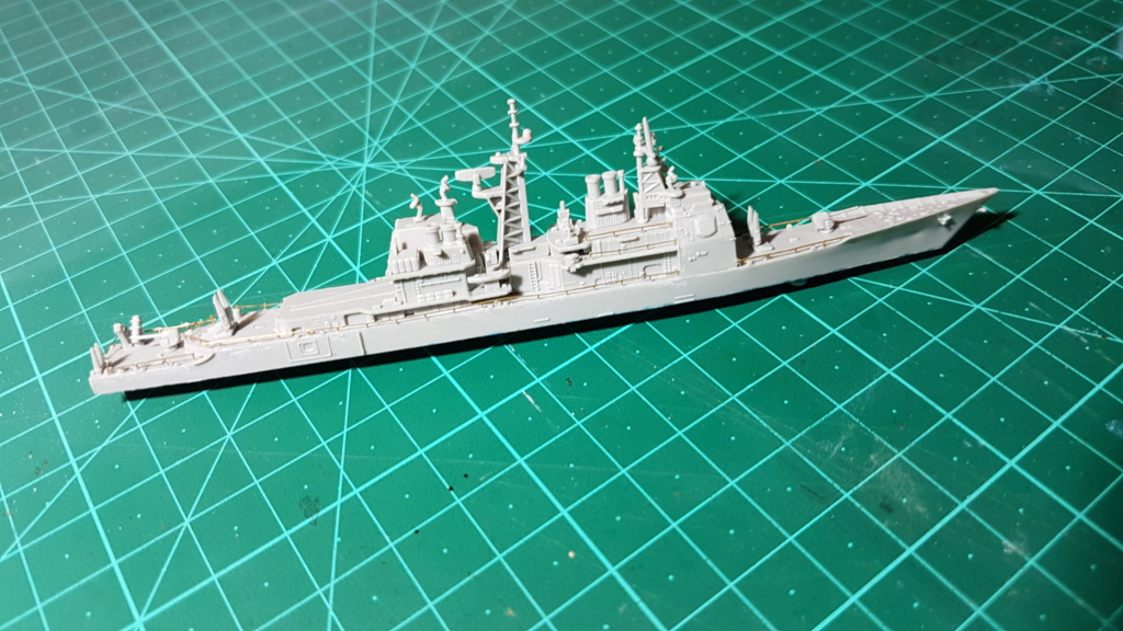 USS Vincennes CG 49 (croiseur classe Ticonderoga) 1/1250 20181127