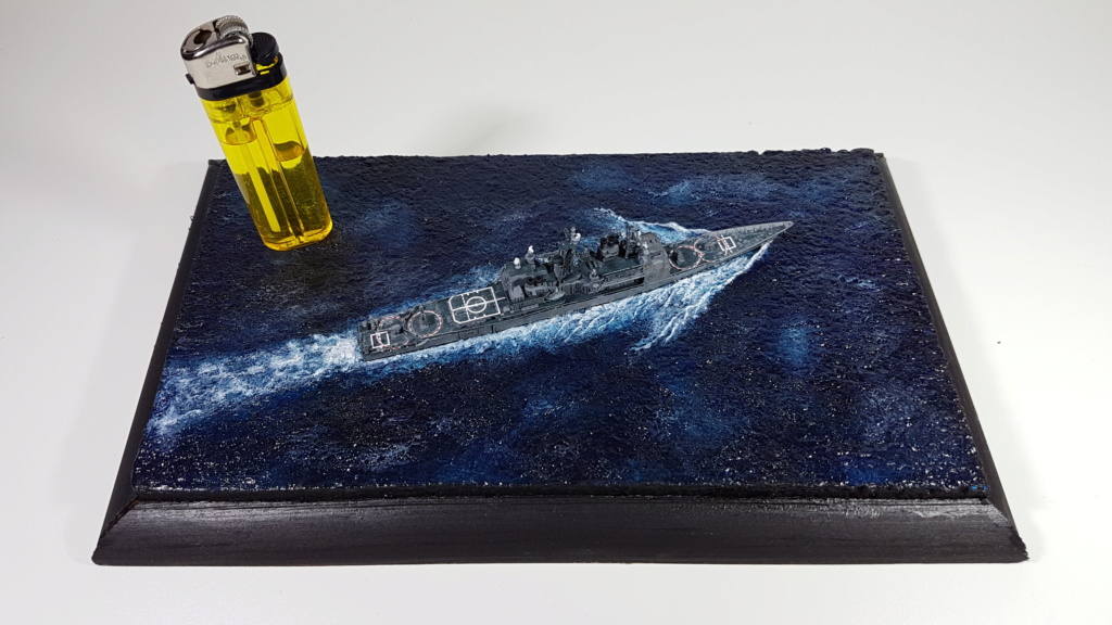 USS Vincennes CG 49 (croiseur classe Ticonderoga) 1/1250 20181128