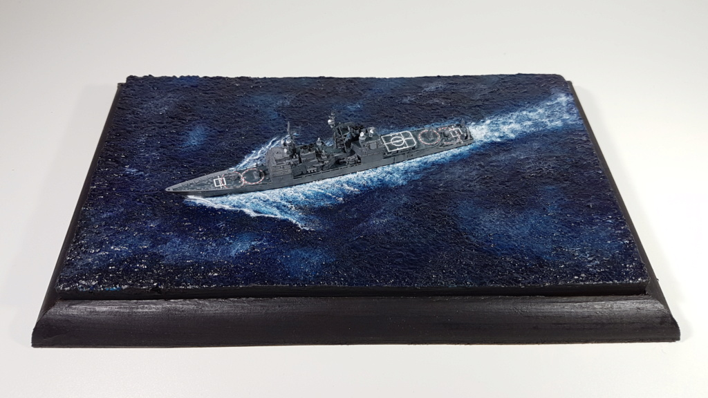 USS Vincennes CG 49 (croiseur classe Ticonderoga) 1/1250 20181129