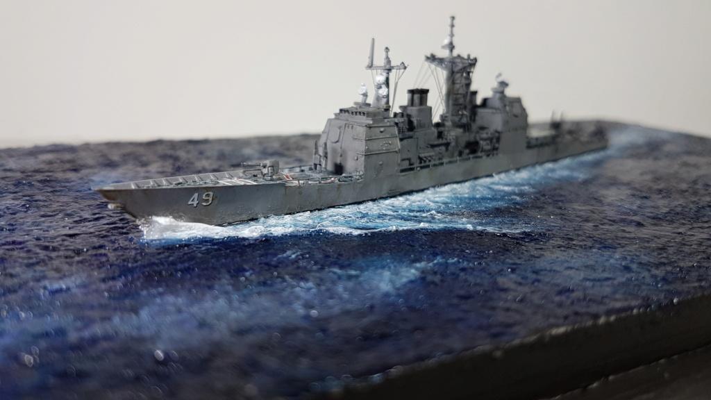 USS Vincennes CG 49 (croiseur classe Ticonderoga) 1/1250 20181131