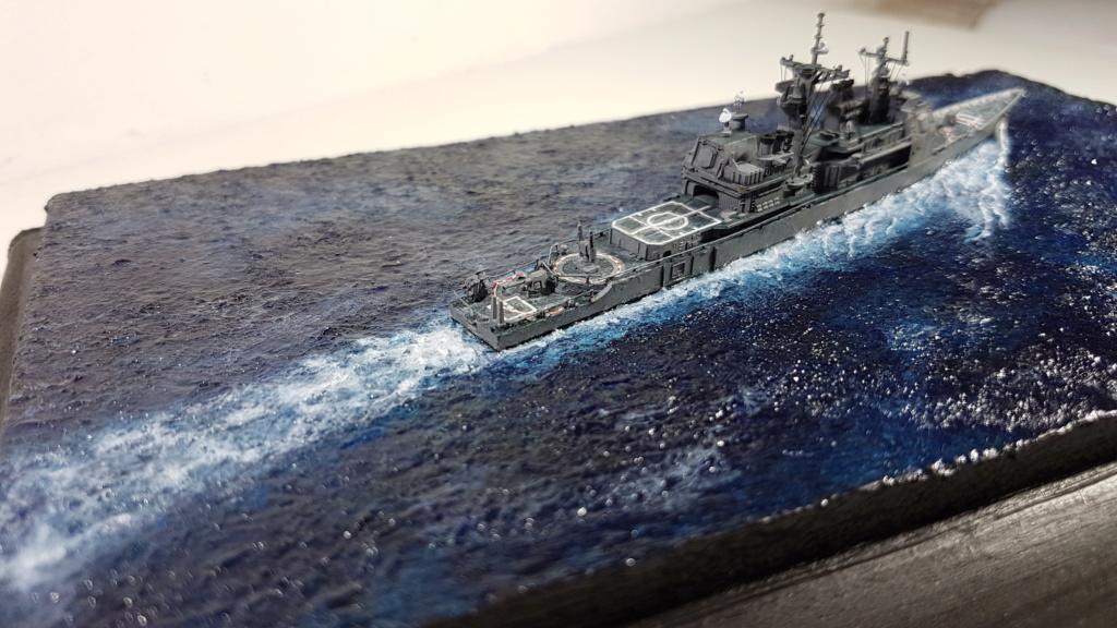 USS Vincennes CG 49 (croiseur classe Ticonderoga) 1/1250 20181134