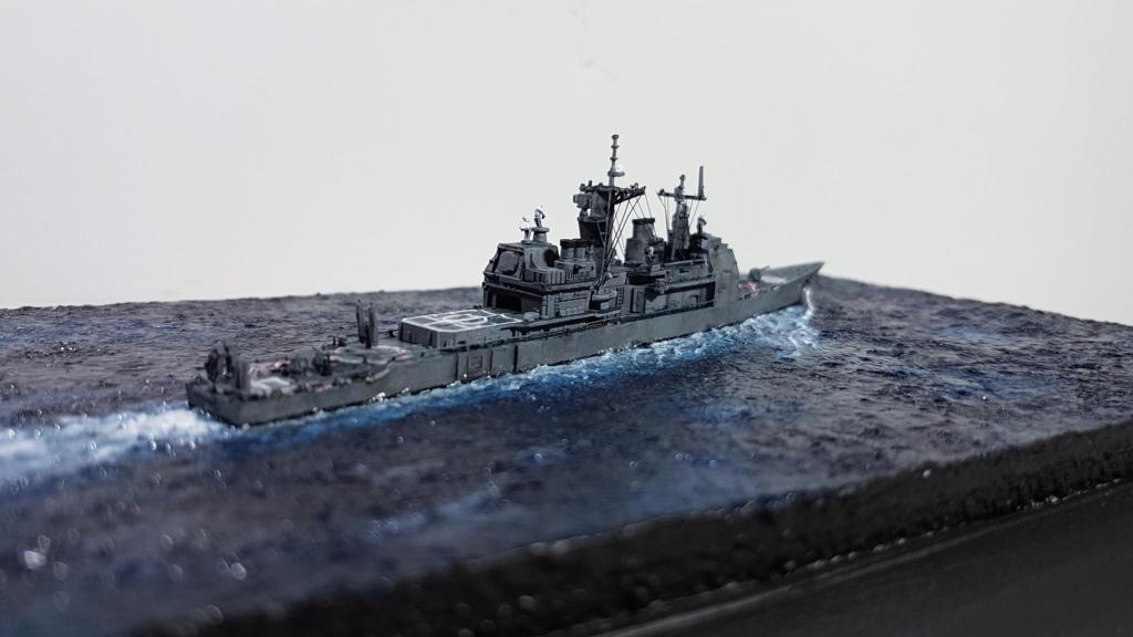 USS Vincennes CG 49 (croiseur classe Ticonderoga) 1/1250 20181135