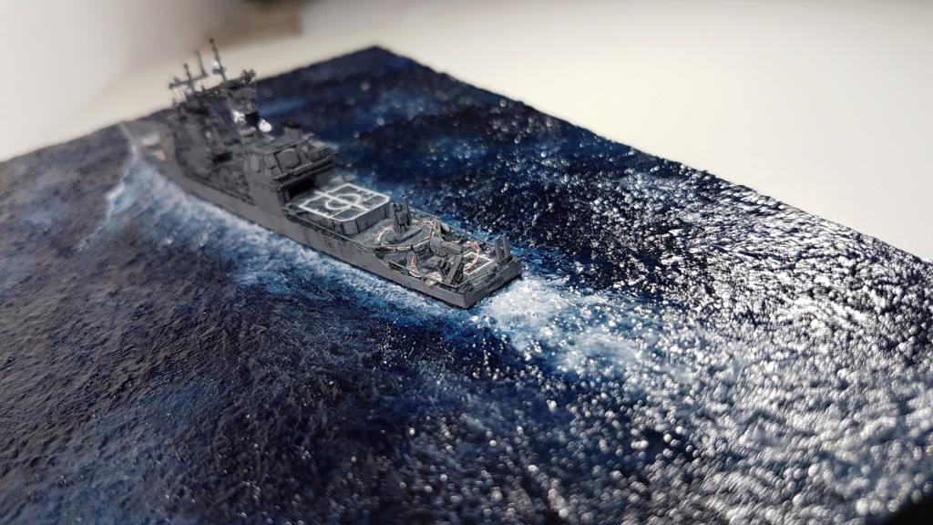 USS Vincennes CG 49 (croiseur classe Ticonderoga) 1/1250 20181136