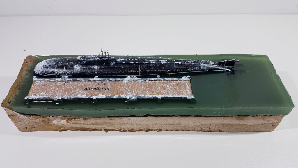 K141 Kursk - Classe Oscar II SSGN (1/700) 20190119