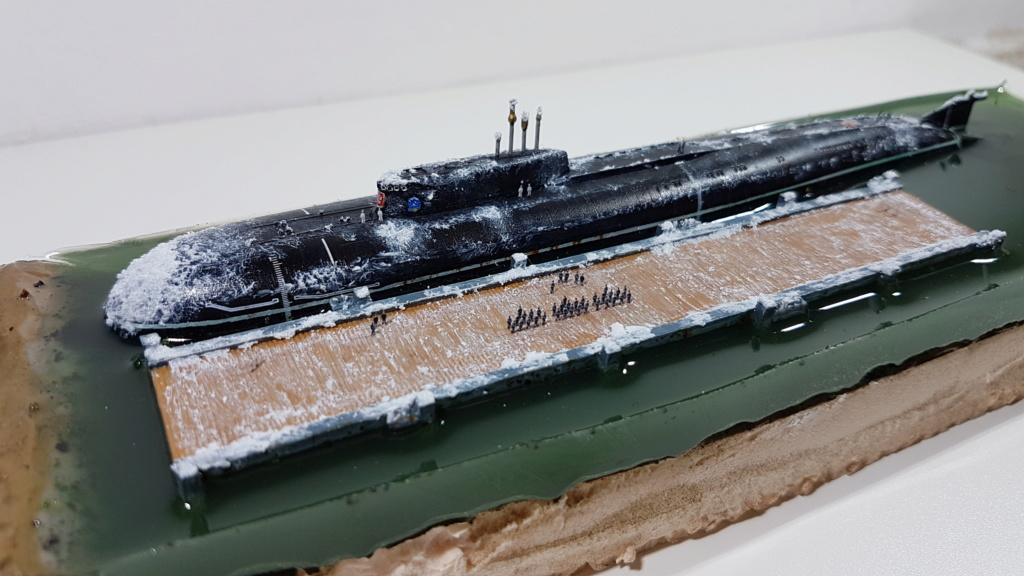 K141 Kursk - Classe Oscar II SSGN (1/700) 20190120