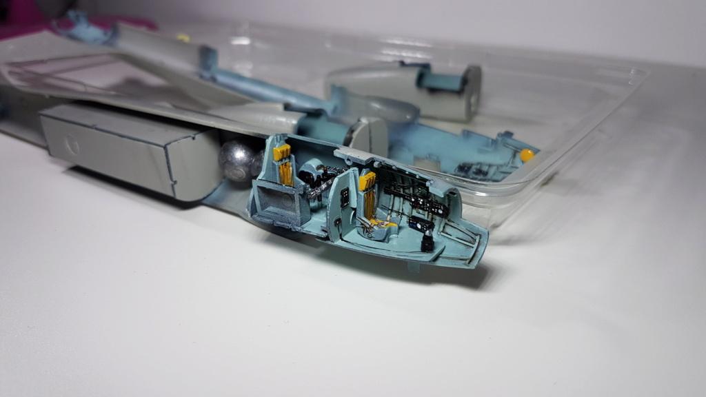 Messerschmitt BF 109-G6, Harbin H5 (Il 28 version chinoise), B25 Mitchell MkII - 1/72 20190210