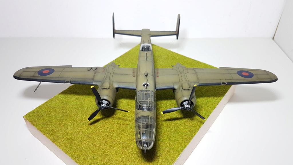 Messerschmitt BF 109-G6, Harbin H5 (Il 28 version chinoise), B25 Mitchell MkII - 1/72 20190318
