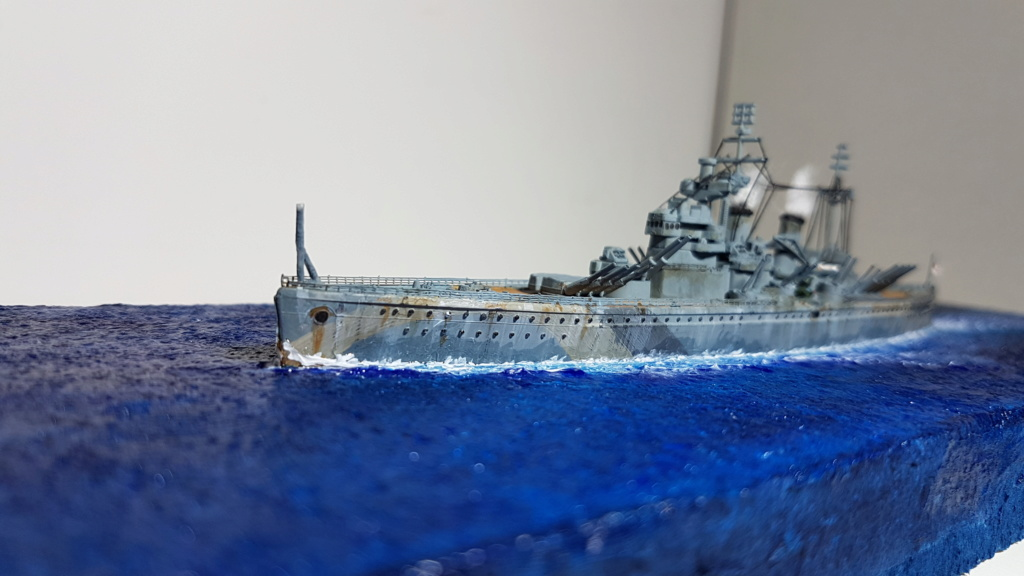 Collection Revell au 1/1200 (3 terminés) 20190425