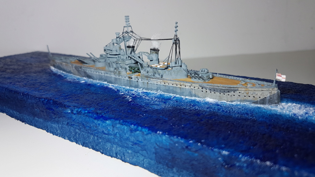 Collection Revell au 1/1200 (3 terminés) 20190428