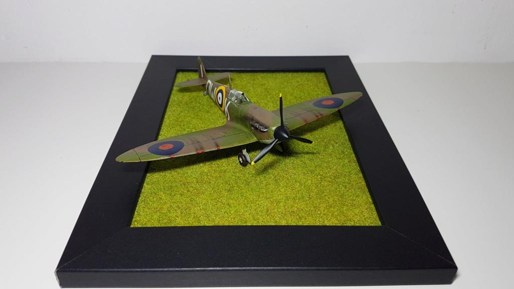 Supermarine Spitfire MkIa - 1/72 20190511