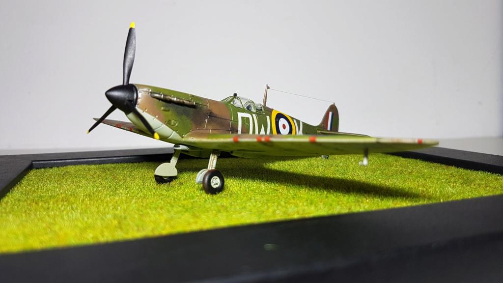 Supermarine Spitfire MkIa - 1/72 20190514