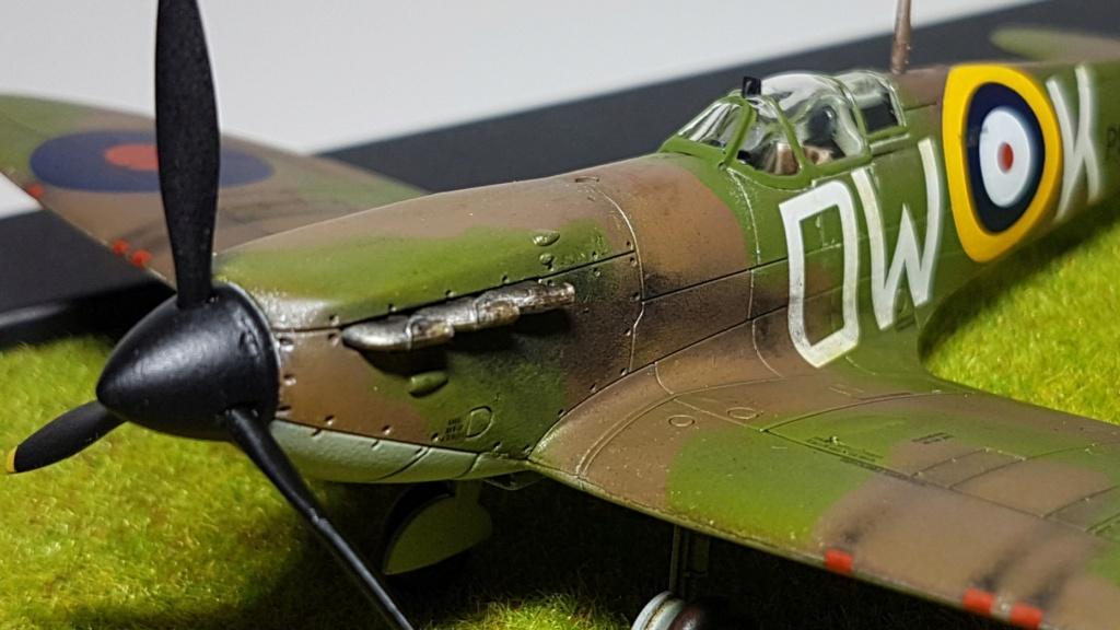 Supermarine Spitfire MkIa - 1/72 20190516