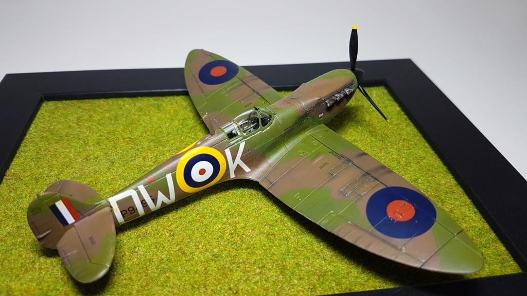 Supermarine Spitfire MkIa - 1/72 20190517