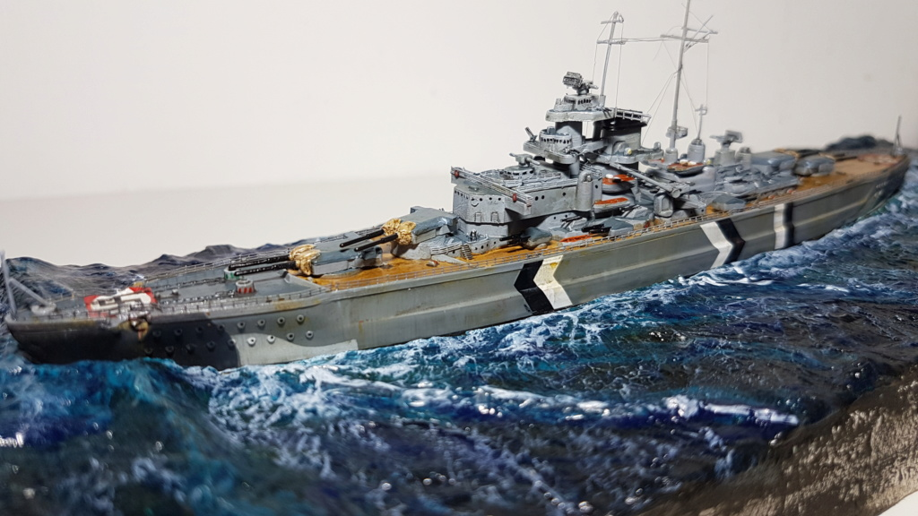 Collection Revell au 1/1200 (3 terminés) 20190611