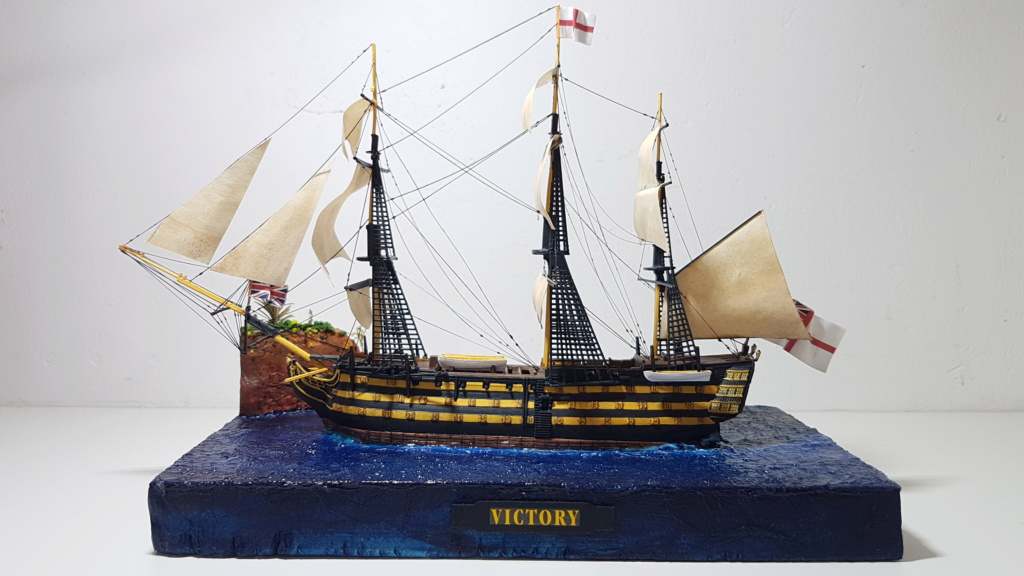 HMS Victory - 1/450 Kit Revell 20190710