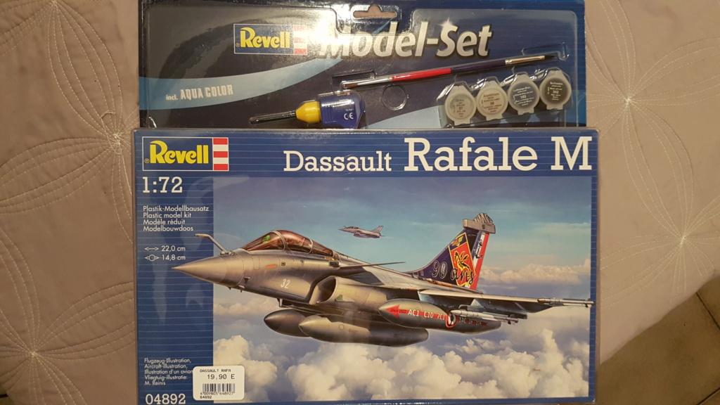 [Montage fini] Dassault Rafale M - 1/72 20190713