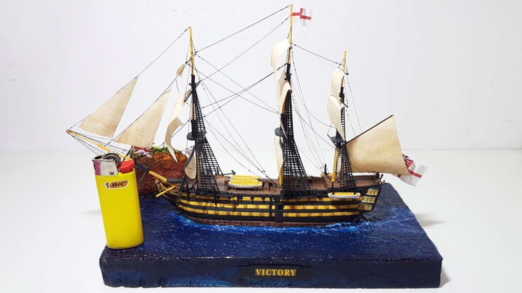 HMS Victory - 1/450 Kit Revell 20190810