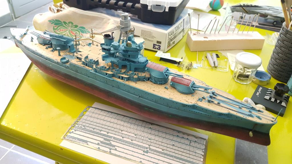 USS Arizona BB39 (cuirassé classe Pennsylvania) 1/350 - Page 4 20190814
